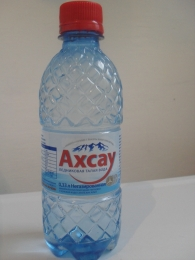 """Ледниковая талая вода """"Ахсау"""" негазированная"""
