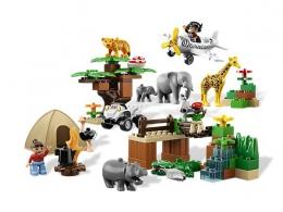 """Конструктор Lego Duplo """"Фотосафари"""" 6156"""