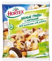 Лесные грибы с картошкой HORTEX