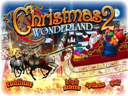 """Логическая игра """"Christmas Wonderland 2"""""""