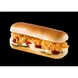 Лонгер BBQ KFC