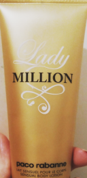 Лосьон для тела Paco Rabanne Lady Million