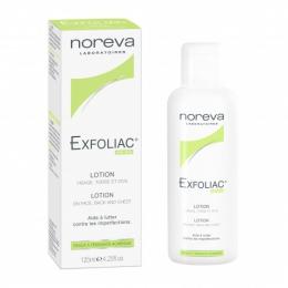 Лосьон для жирной и проблемной кожи Noreva Exfoliac Lotion с AHA и BHA