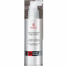 Лосьон от перхоти для всех типов волос Faberlic Expert Pharma