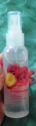 """Лосьон-спрей для тела Avon Naturals """"Бархатистая роза и персик"""""""