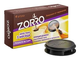 Ловушки от тараканов Zorro