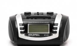 Магнитола GoldFull GF-933