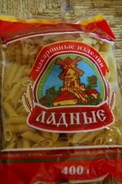 """Макаронные изделия Байсад-Кашира """"Ладные"""" перья"""