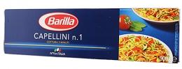 Макаронные изделия Barilla Cappellini n.1