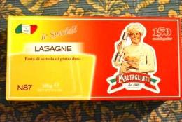 Макаронные изделия Maltagliati №87 Lasagne