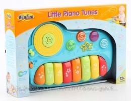 Маленькое музыкальное пианино WinFun
