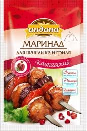 """Маринад для шашлыка и гриля """"Индана"""" Кавказский"""