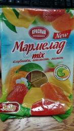 """Мармелад """"Красный пищевик"""" Mix клубника, апельсин, лимон желейный"""