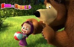 """Мультсериал """"Маша и медведь"""""""
