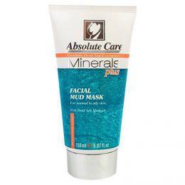 Маска грязевая для лица Absolute Care Minerals plus