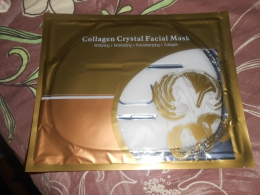 Маска для лица Pilaten Collagen Crystal Facial Mask