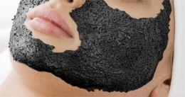 Маска для лица из активированного угля