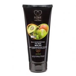 Маска для волос Love 2mix organic восстанавливающая с эффектом ламинирования
