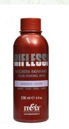 Маска для волос с оттеночным эффектом Itely Riflessi Silver
