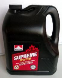 Масло моторное Petro-Canada Supreme 5W30 API SN, ILSAC GF-5