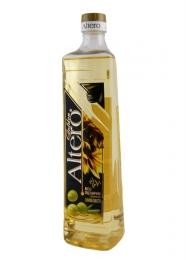 """Масло подсолнечное с добавлением оливкового """"Altero"""" Golden"""