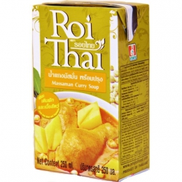 Суп Roi Thai Massaman Curry Soup