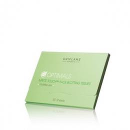 Матирующие салфетки для лица Oriflame «Матт-Баланс»