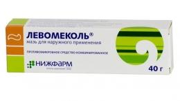 """Мазь """"Левомеколь"""""""