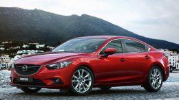 Автомобиль Mazda 6 (3-ое поколение)