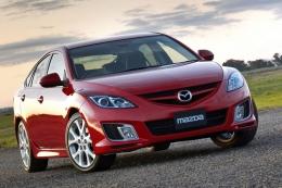Автомобиль Mazda 6 (2-ое поколение)