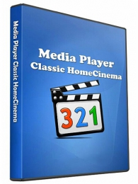 "Проигрыватель Media Player Classic Home Cinema ""Gabest"""