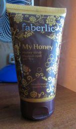Медовый скраб для тела Faberlic My Honey