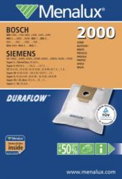 Мешки-пылесборники для пылесоса Menalux 2000 Duraflow