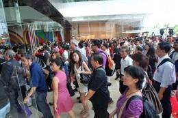 Местное население Сингапура