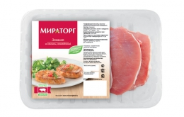 """Эскалоп из свинины охлажденный """"Мираторг"""""""