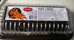 "Торт Mirel ""Торт-суфле"""