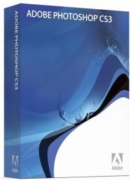 Графический редактор Adobe Photoshop CS3 для Windows
