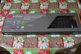 Многофункциональный тонкий беспроводной комплект клавиатура+мышь Intro DW810В