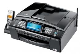 Многофункциональный цветной принтер Brother MFC-990CW А4