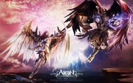 Многопользовательская ролевая онлайн-игра Aion