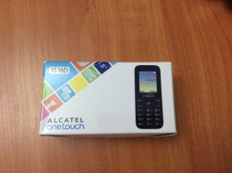 Мобильный телефон Alcatel OT-1016D Dual