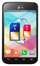 Мобильный телефон LG Optimus L4 II Dual E445