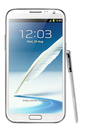 Смартфон Samsung Galaxy Note II GT-N7100