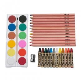 """Набор для рисования """"Мола"""" от IKEA"""