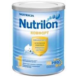 Молочная смесь Nutrilon комфорт 1 Nutricia