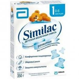 Молочная смесь Similac