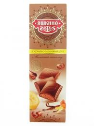 Молочный шоколад Яшкино «Шоколадно-банановый мусс»