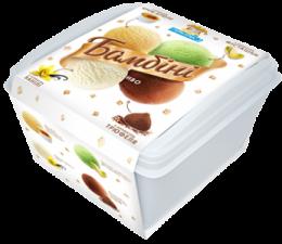 "Мороженое Геркулес ""Бамбини"" 4 в 1"