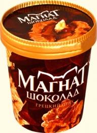 "Мороженое ""Магнат"" Инмарко Грецкий орех"