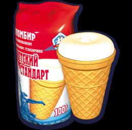 """Мороженое """"Советский Стандарт"""" РосФрост"""